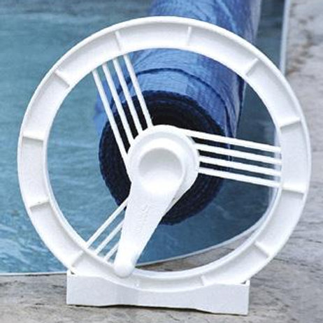Feherguard Solar Cover Roller Reel System, Solarguard Base - with Tube, 20 ft -