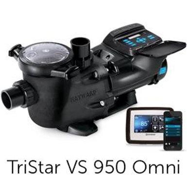 Hayward Tri-star Variable Speed Pump 950 Omni - HL32950VSP
