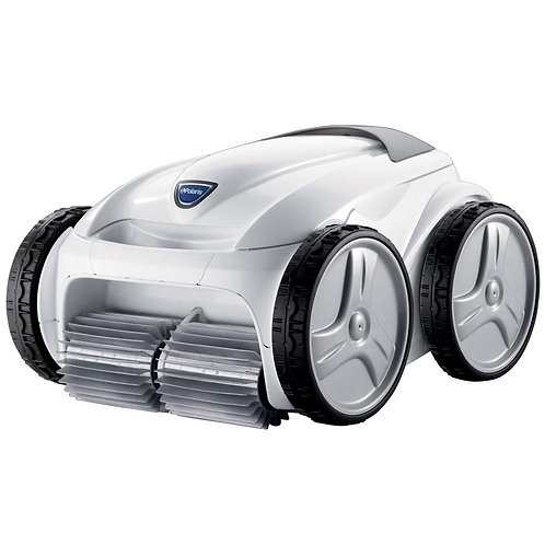 Polaris P955 4WD Robotic Pool Cleaner with Remote - F9550