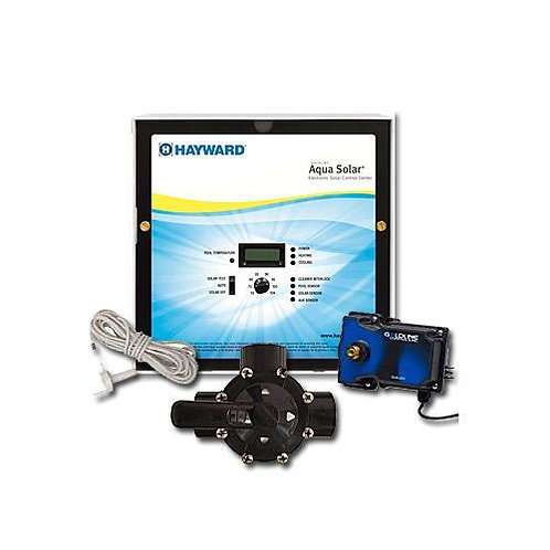 Hayward Goldline Aqua Solar Control System Package - ASC-1P-A-LV