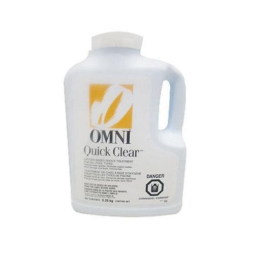Omni QuickClear (non-chlorine shock) 3.25kg