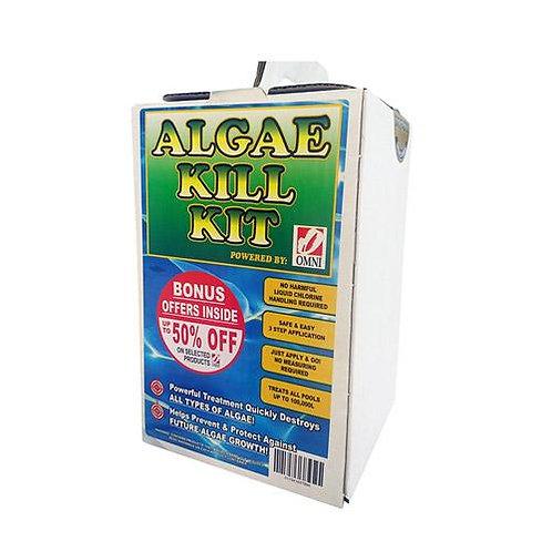 Omni Algae Kill Kit - ALGAE KILL Kit