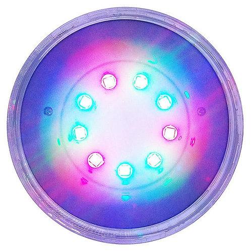 Aqua Lamp Part LED Bulb 12V Rainbow Rays Digital with O-Ring - AL14RR
