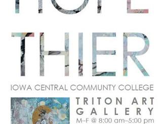 ICCC Triton Art Gallery Exhibit