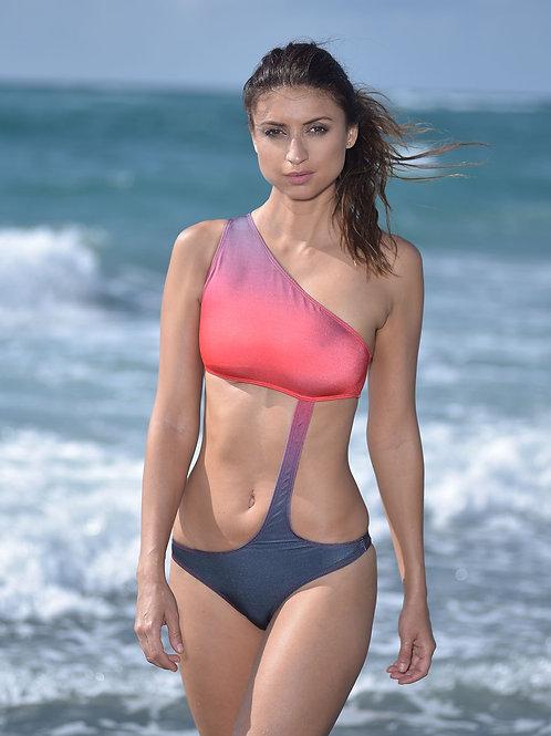 Versa Cropped Bikini top