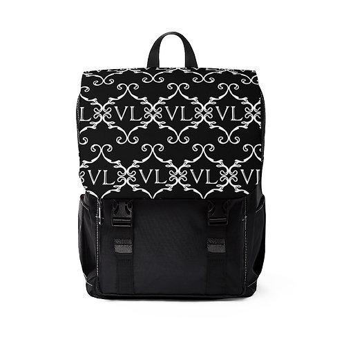 VL:Unisex Casual Shoulder Backpack