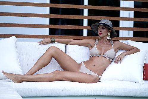 Bikini ruffles