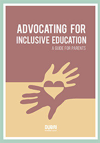 Advocating for Inclusive Education – A guide for parents