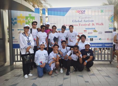 GLOBAL AUTISM Awareness Festival & Walk 2017