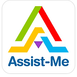 AssitMe Logo With Grey boarder v1.png