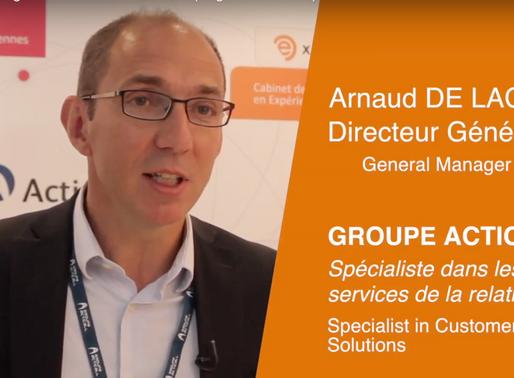 Arnaud de Lacoste - Acticall: Building a digital transformation