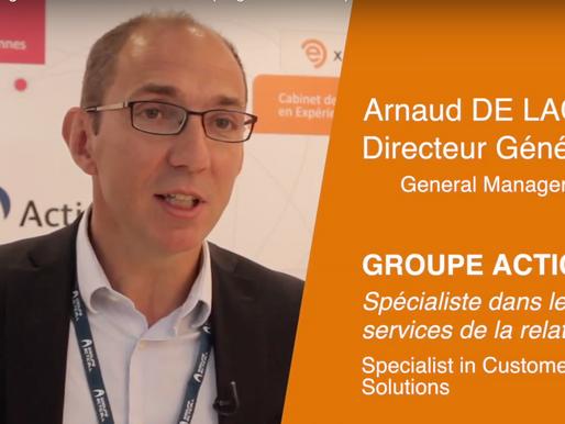 Arnaud de Lacoste - Acticall : Construire sa transformation digitale