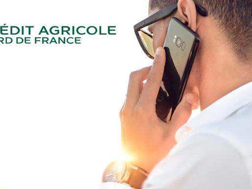 Interview avec Laurent Graziani du Crédit Agricole Nord de France