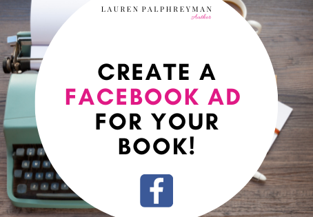 How to create a facebook ad for your book!