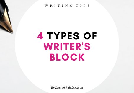 4 Types of Writer's Block!