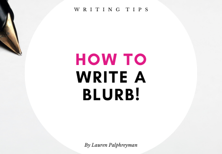 How to write a blurb