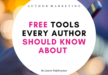 Free tools every author should know about