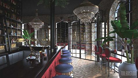 decoracion-de-restaurantes-barcelona-mad
