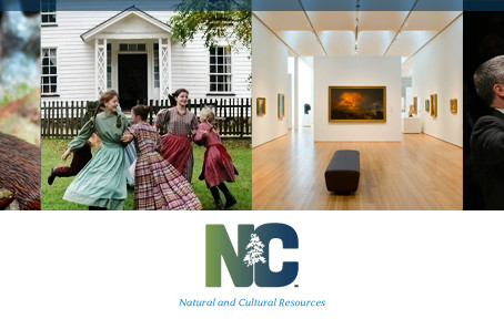 IMLS Funds African American Heritage Commission Project