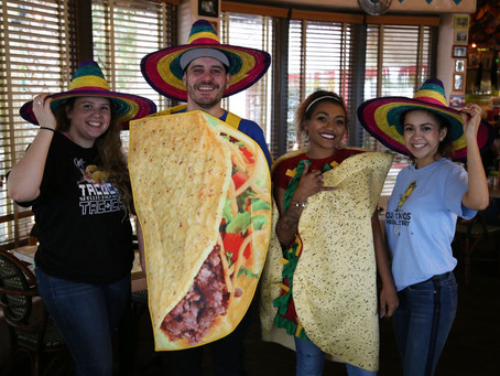CHUY'S CELEBRATES NATIONAL TACO DAY ON OCTOBER 4