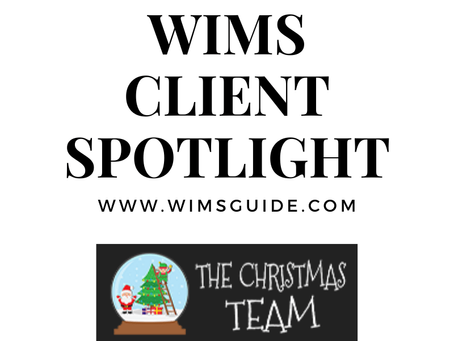 WIMS Client Spotlight: The Christmas Team