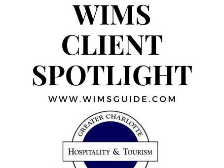 WIMS Client Spotlight: Greater Charlotte Hospitality and Tourism Alliance