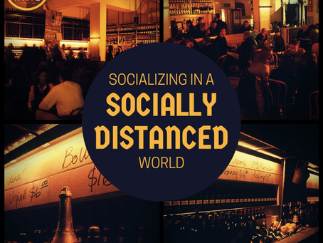 Socializing in a Socially Distanced World by Evan Shirreffs