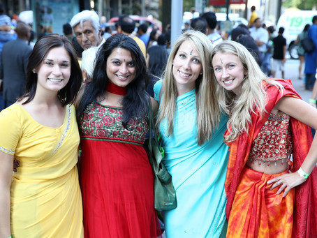 Festival of India Returns to Uptown Charlotte Sept. 9-10