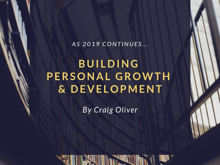 Building Personal Growth and Development