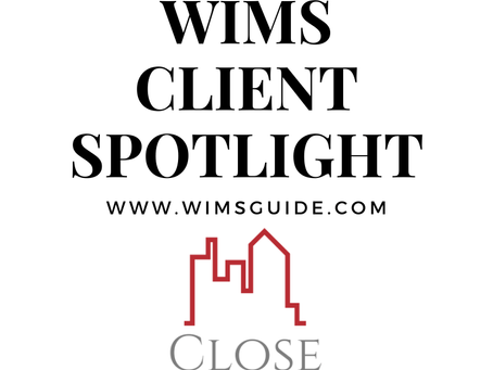 WIMS Client Spotlight: Close Off Market