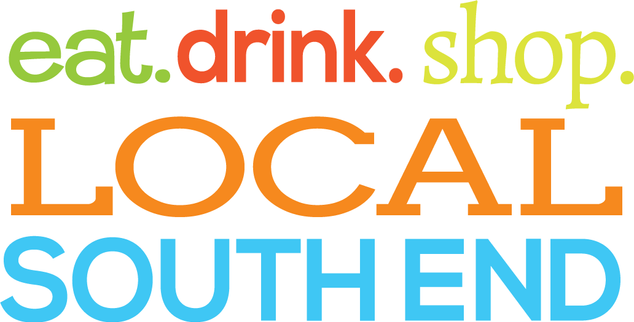 EAT. DRINK. SHOP. LOCAL SOUTH END