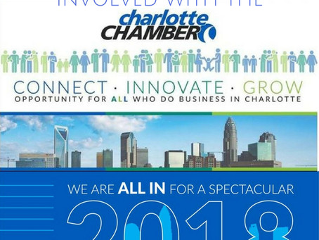 Why You Should Get Involved With The Charlotte Chamber of Commerce