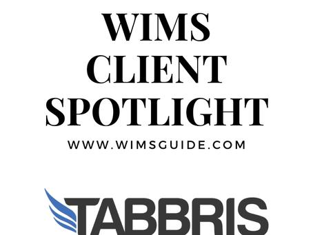 WIMS Client Spotlight: Tabbris