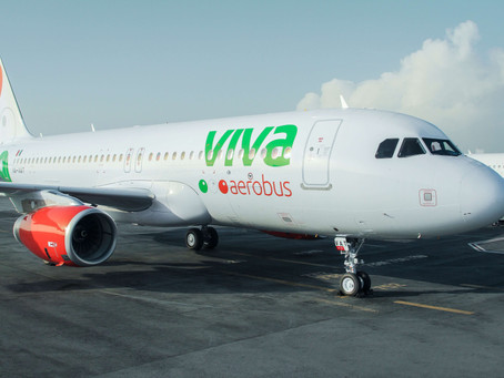 Viva Aerobus, Mexico's low-cost airline, arrives to Charlotte with its new route to Cancun