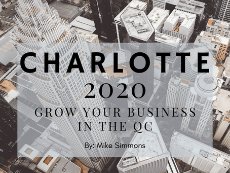 Charlotte 2020: Grow Your Business in the QC