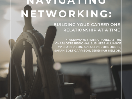 Navigating Networking