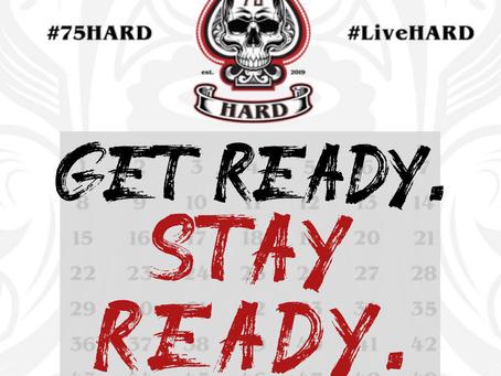 Get Ready. Stay Ready.