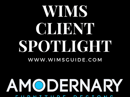 WIMS Client Spotlight: Amodernary Furniture Designs