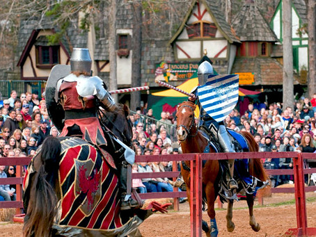 The Renaissance Festival is Back!