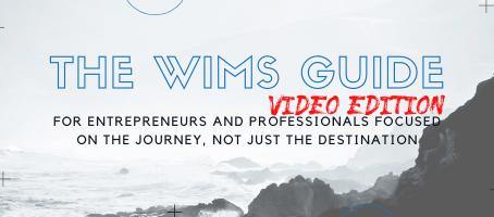 The WIMS Guide Video Edition Ep. 1