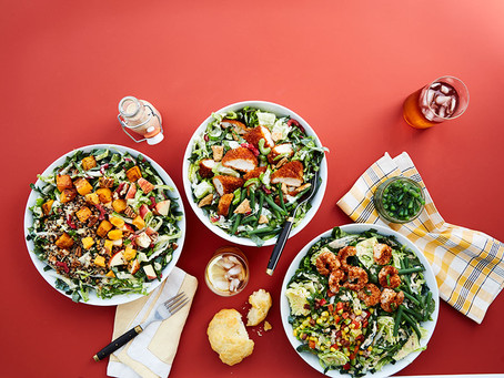 Chopt Creative Salad Co. Launches a Menu Inspired by the American South