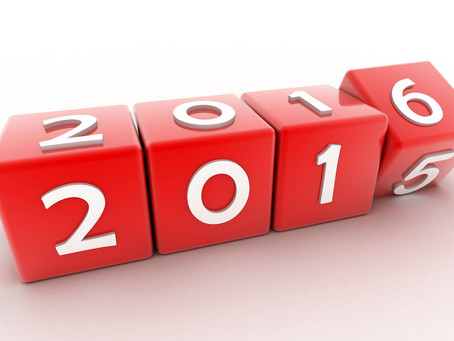 Start Preparing for 2016 NOW: Gain Momentum Heading Into Next Year