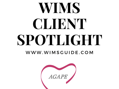 WIMS Client Spotlight: The Agape Network