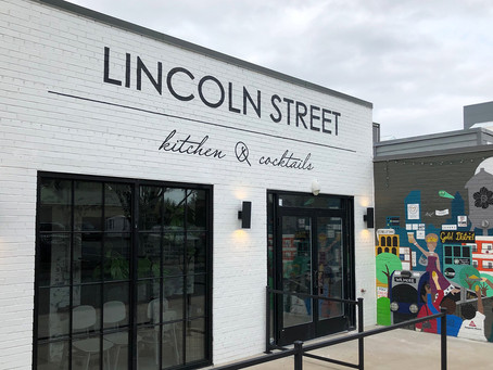 LINCOLN STREET KITCHEN & COCKTAILS TO OPEN IN GOLD DISTRICT OF SOUTH END