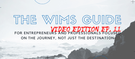 The WIMS Guide Video Ep.11 – Cali Trip & More