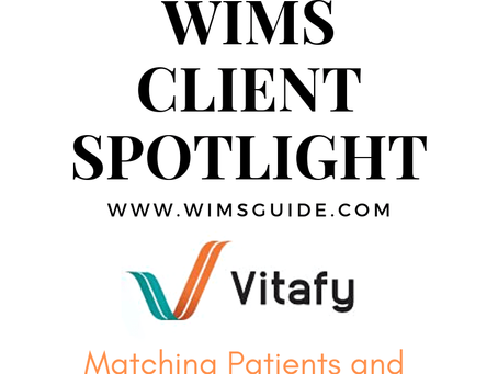 WIMS Client Spotlight: Introducing Vitafy – Matching Patients and Doctors Nationwide