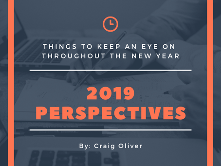 2019 Perspectives
