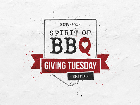 Spirit of BBQ: Giving Tuesday Edition