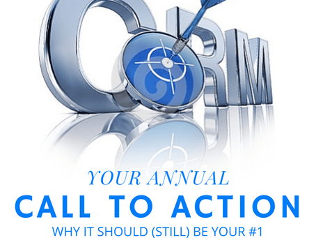 Your Annual CRM Call to Action for 2020