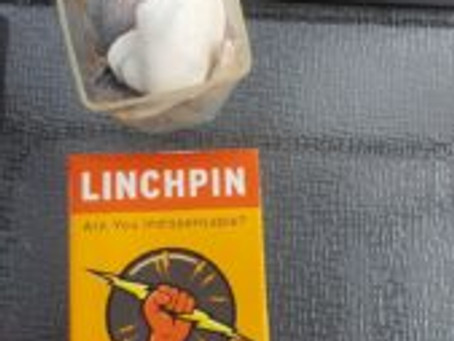 Reflections on Linchpin by Seth Godin